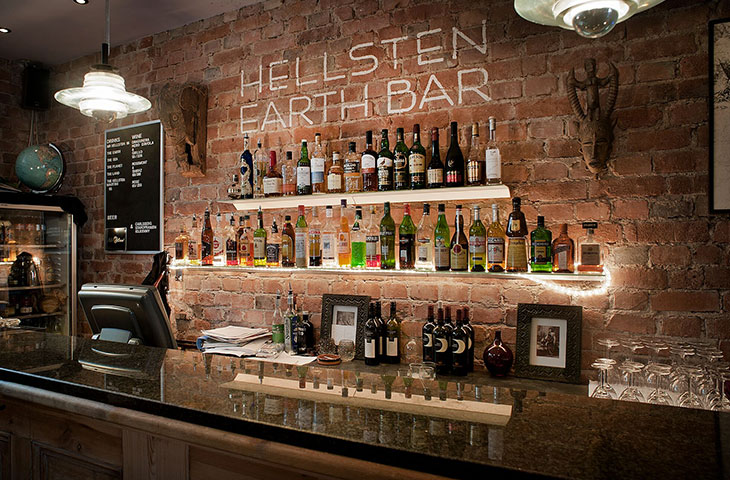 Hellsten Earth bar
